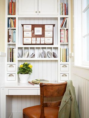 I D Like A Little Nook Like This Somewhere Kitchen Desk Areas