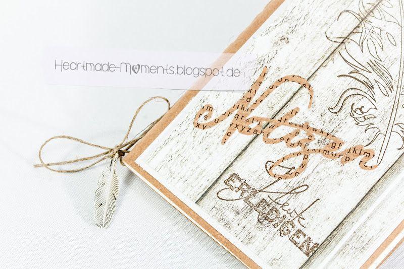 »Heute Erledigen« Notizbuch | Heartmade Moments