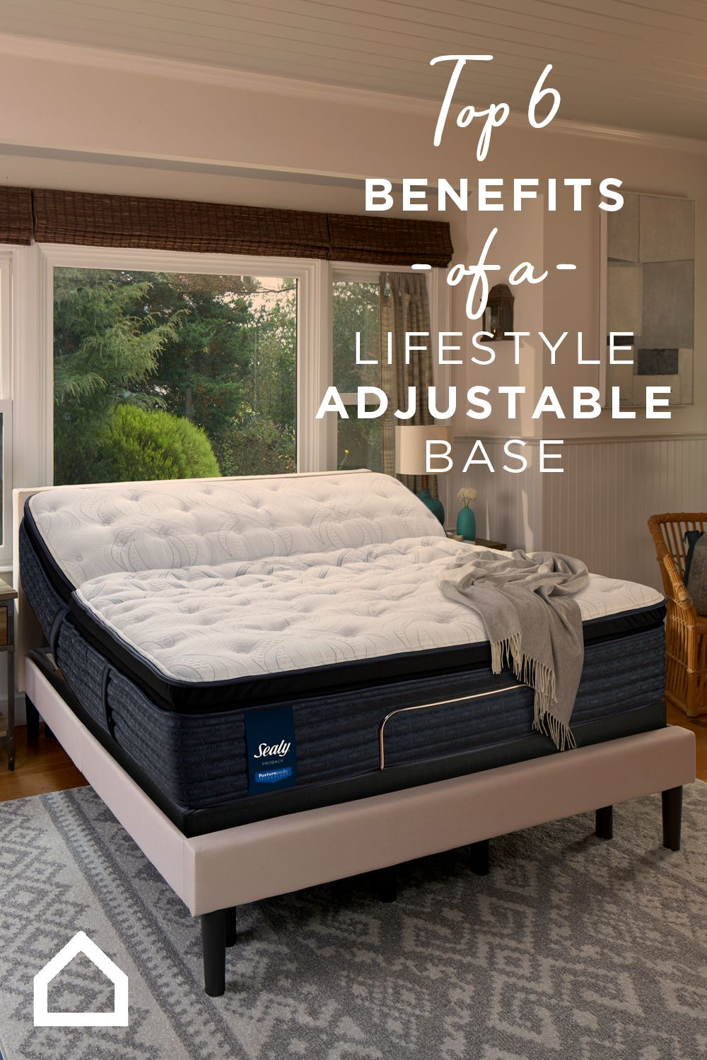 Top 6 Benefits of a Lifestyle Adjustable Base Adjustable