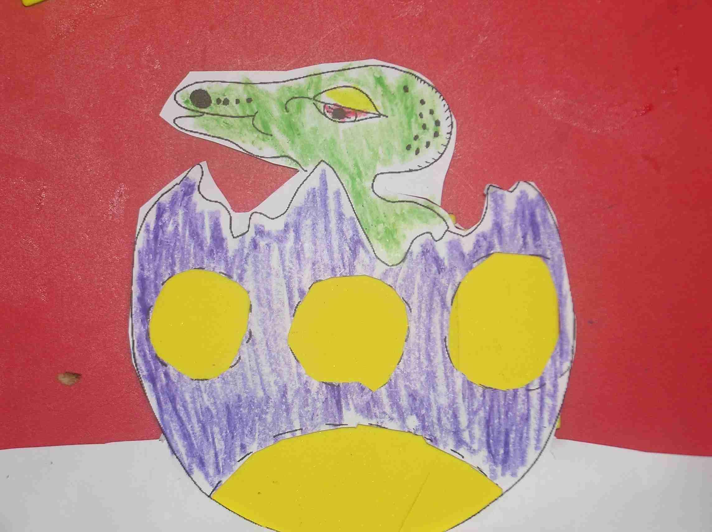 Free Printable Dinosaur Crafts For Kindergarten