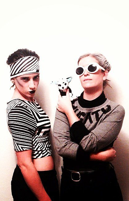 These DIY Nostalgic Costumes Will Make You Feel Like a Kid Again Zoolander  sc 1 st  Pinterest & The Easiest DIY Halloween Costumes For Fashion Girls | Zoolander ...