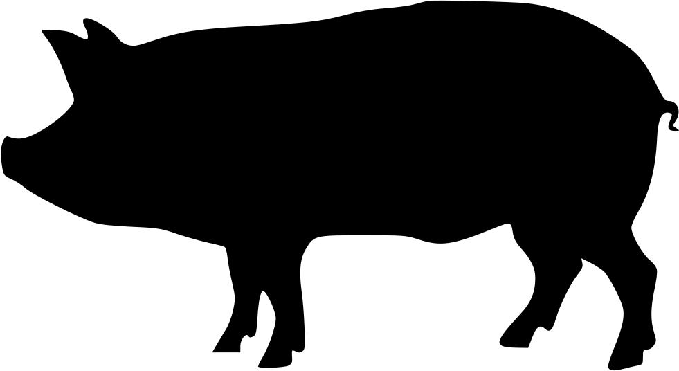 Download Pig Png Transparent Images Transparent Backgrounds Pngriver Com Img 438633 Free Transparent Png Images Icons And Cli Pig Silhouette Pig Png Pig Art