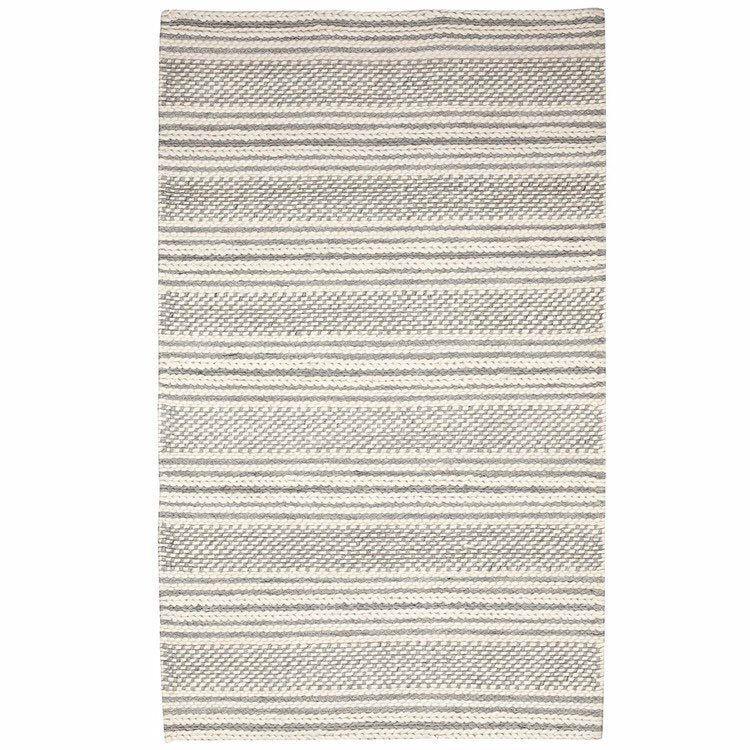 Woven Large Moroccan Rug // White Grey Boho Rug // Area