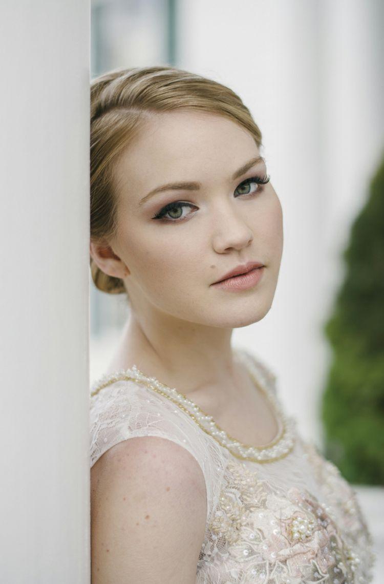 Naturliches Braut Make Up Grune Augen Augenbrauen Makeup Beauty