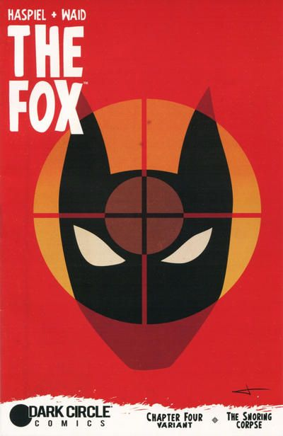 Cover for The Fox (Archie, 2015 series) #4 [Irvin Rodriguez Cover]