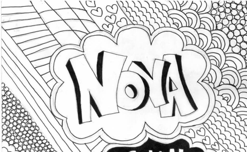 Aplikasi Membuat Tulisan Grafiti Nama Sendiri