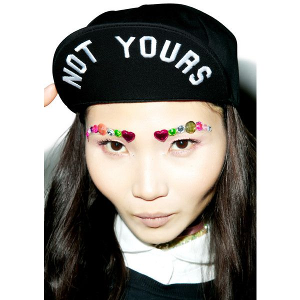 4f772ddd037 Valfré Not Yours Messenger Hat ( 32) ❤ liked on Polyvore featuring  accessories