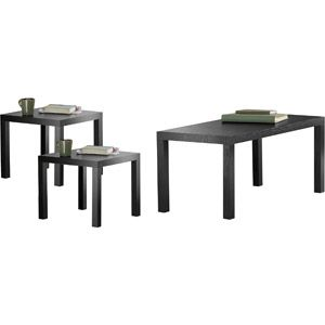 Best Parsons 3 Piece Coffee End Tables Value Bundle Multiple 400 x 300