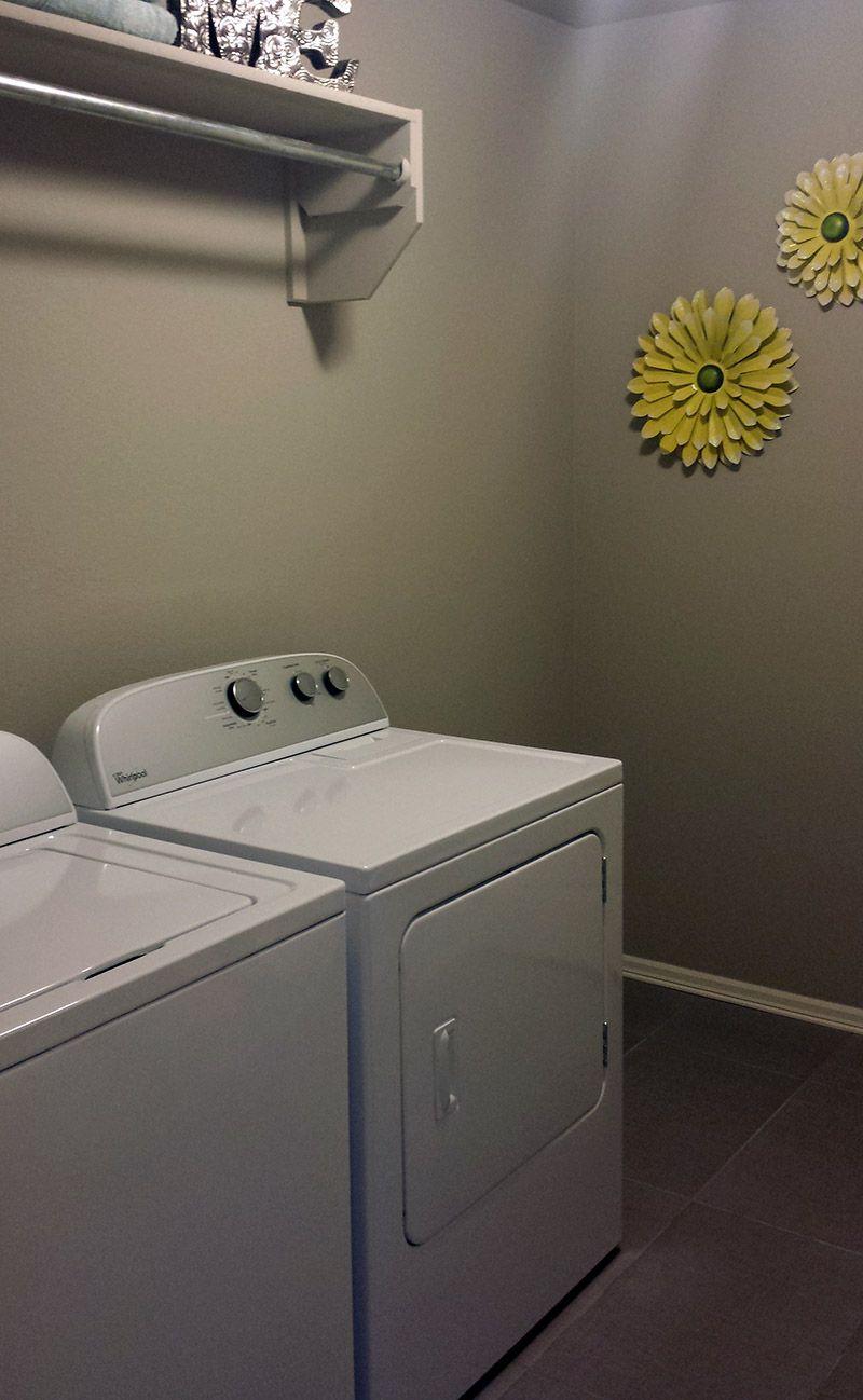 Laundry Room Bathroom Floor Plan