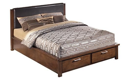Alyndale Panel Bed w/ Storage-- Ashley Furniture | Things for home ...
