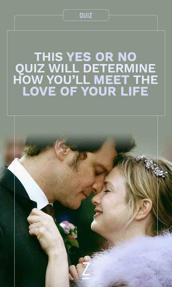 Love of your life quiz