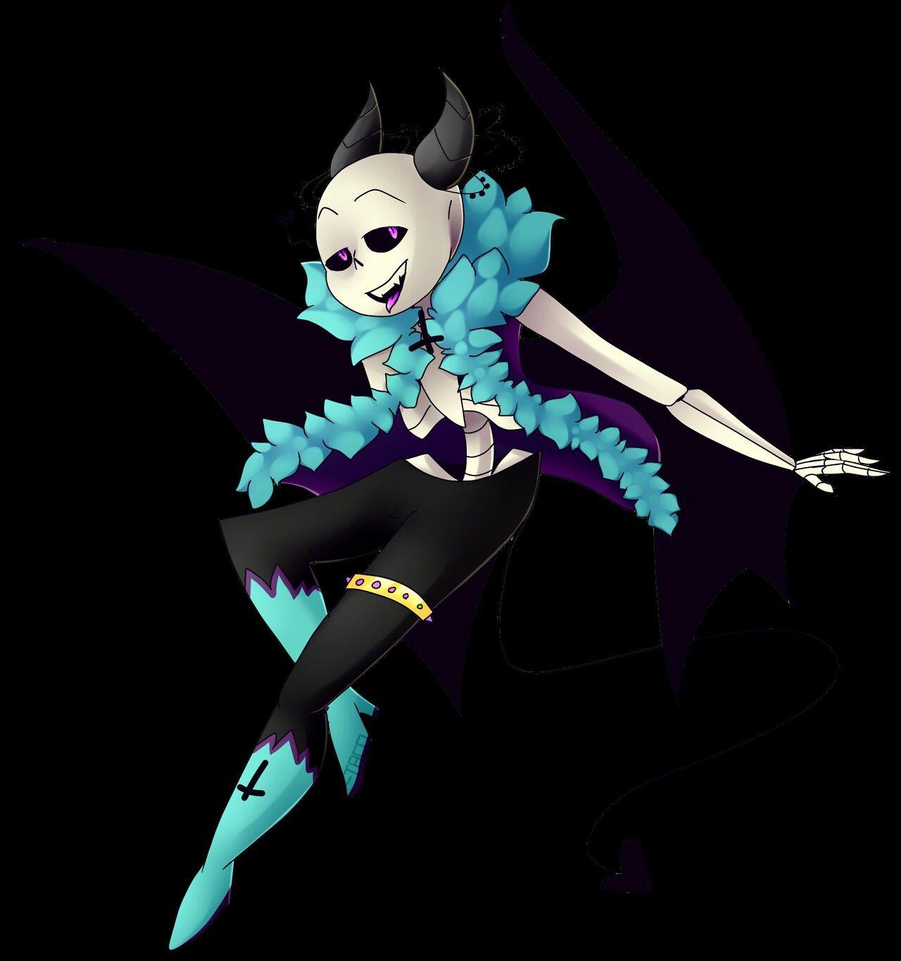 Incubus!Lust | sans the squelette <3 | Lust, Undertale