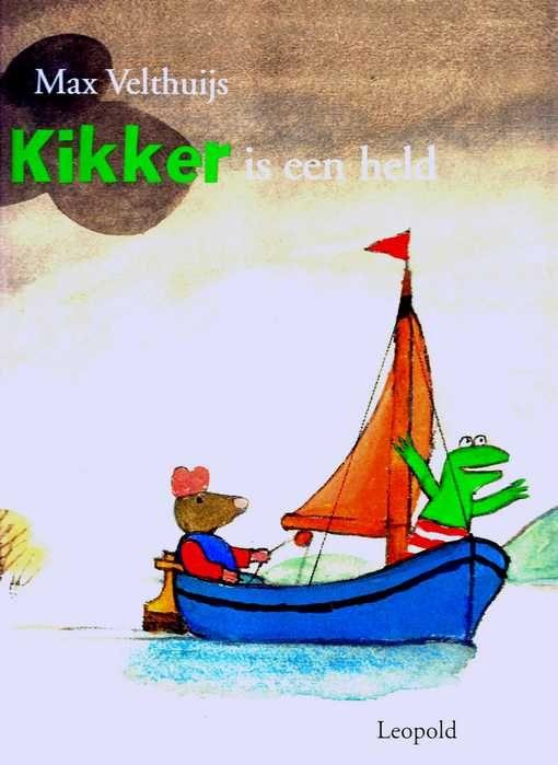 Kikker is een held - Max Velthuijs
