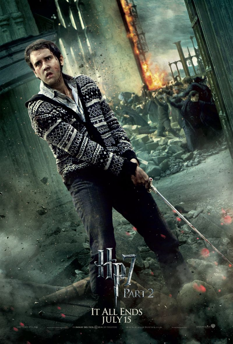 Neville Longbottom is awesome
