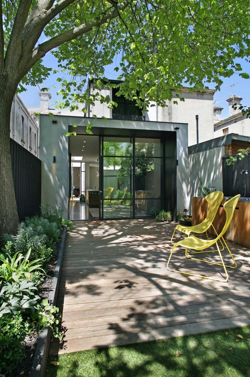 garden-Fitzroy-residence-Carr-architecture-Michael-Gazzola | Dream ...