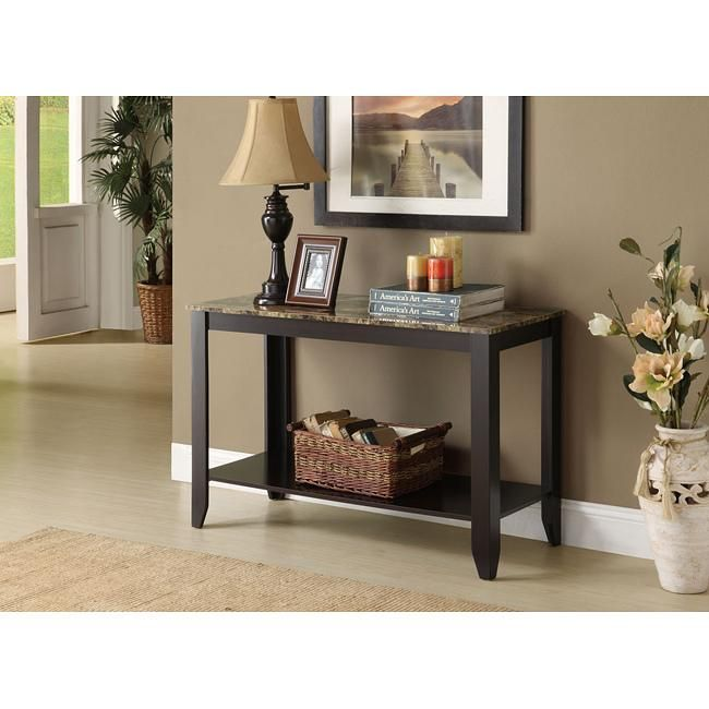 Compare Prices Console Table Decorating Marble Console Table