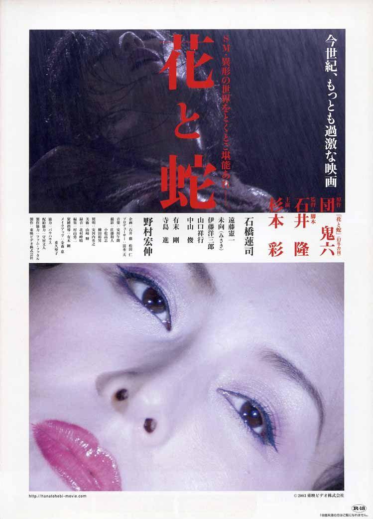 映画「花と蛇2 パリ/静子」チラ...