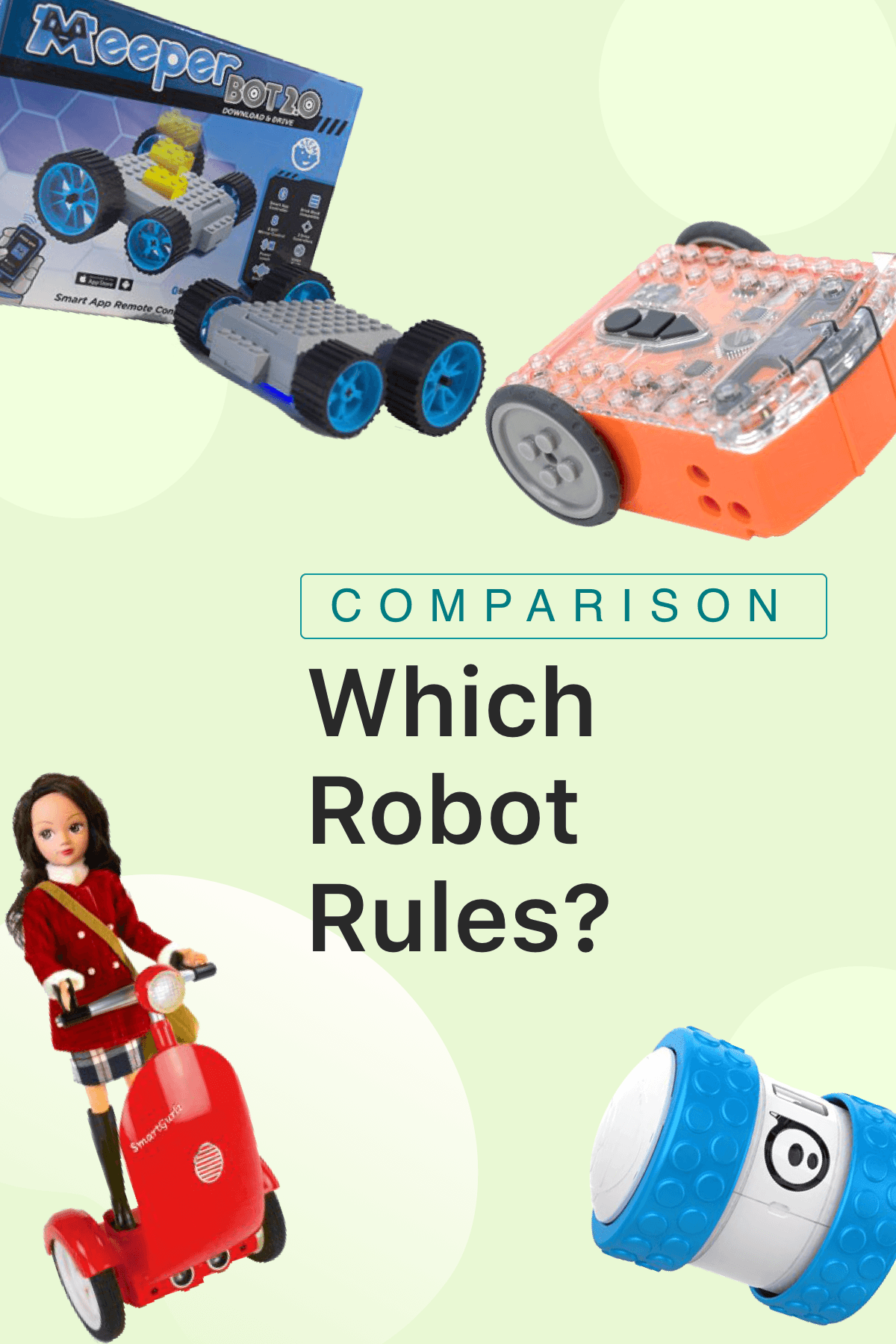 We Compared The Best Robots For Kids For You