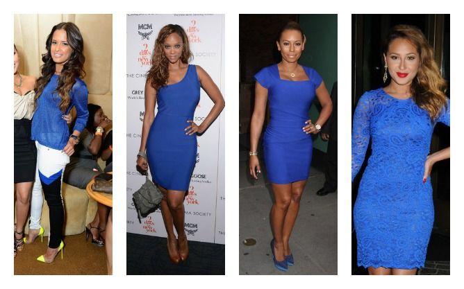 Cobalt With Images Fashion Trend Report Fashion Autumn Fashion