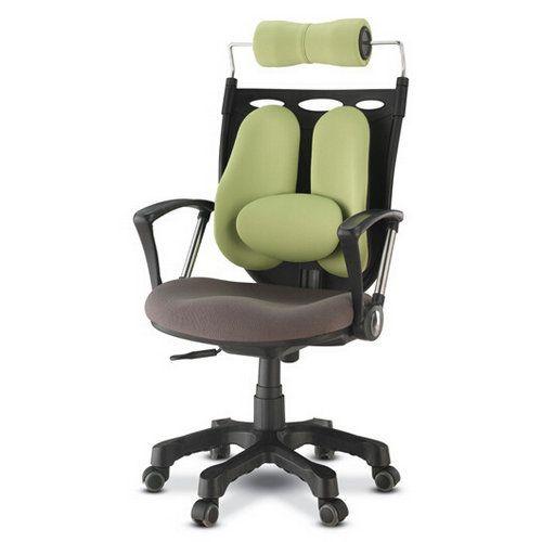 korea design dsp ergonomic double back computer office chair china