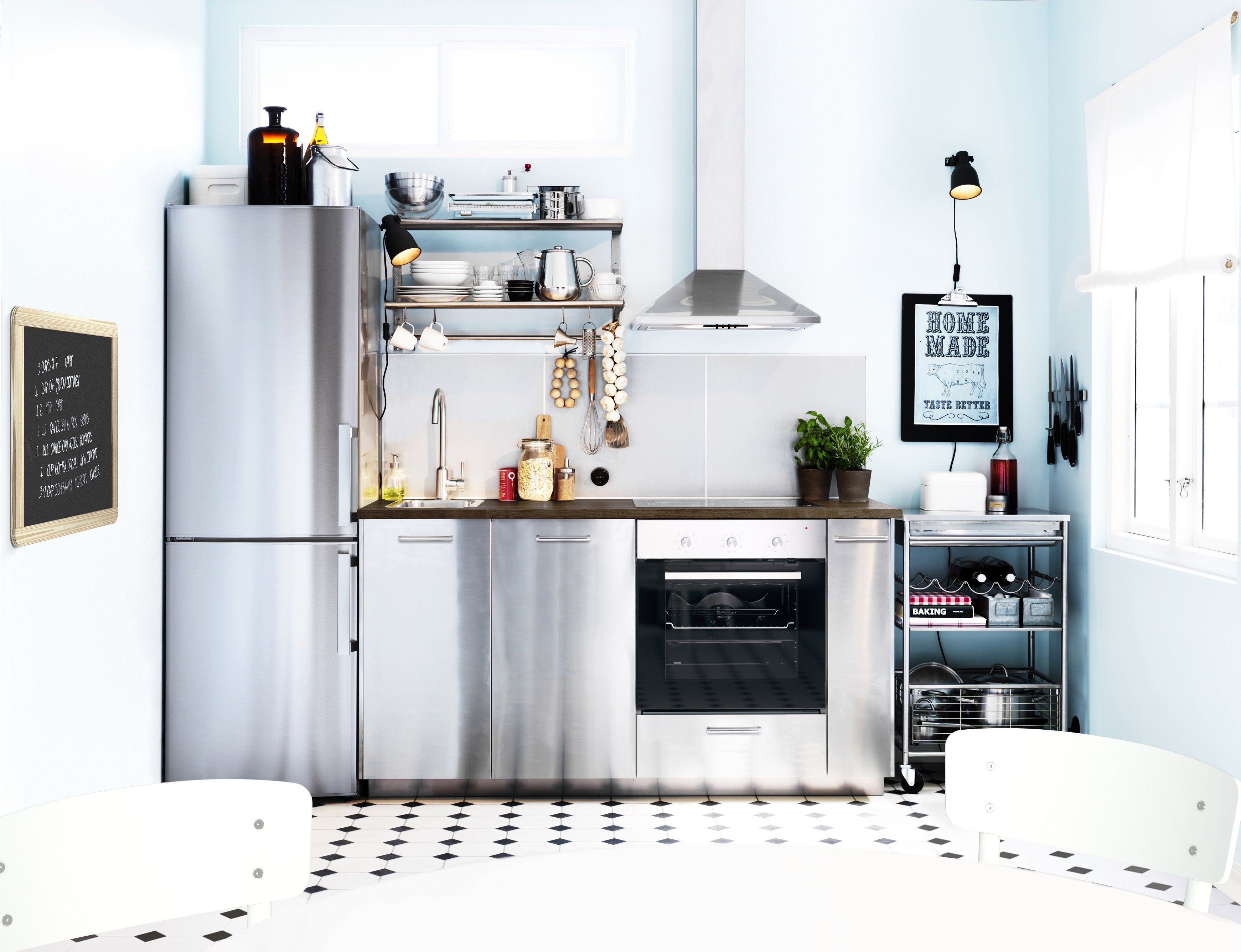 Keuken Ikea Stoere : Onze nieuwe keuken livelovehome