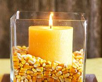 Frugal Thanksgiving Decor ideas