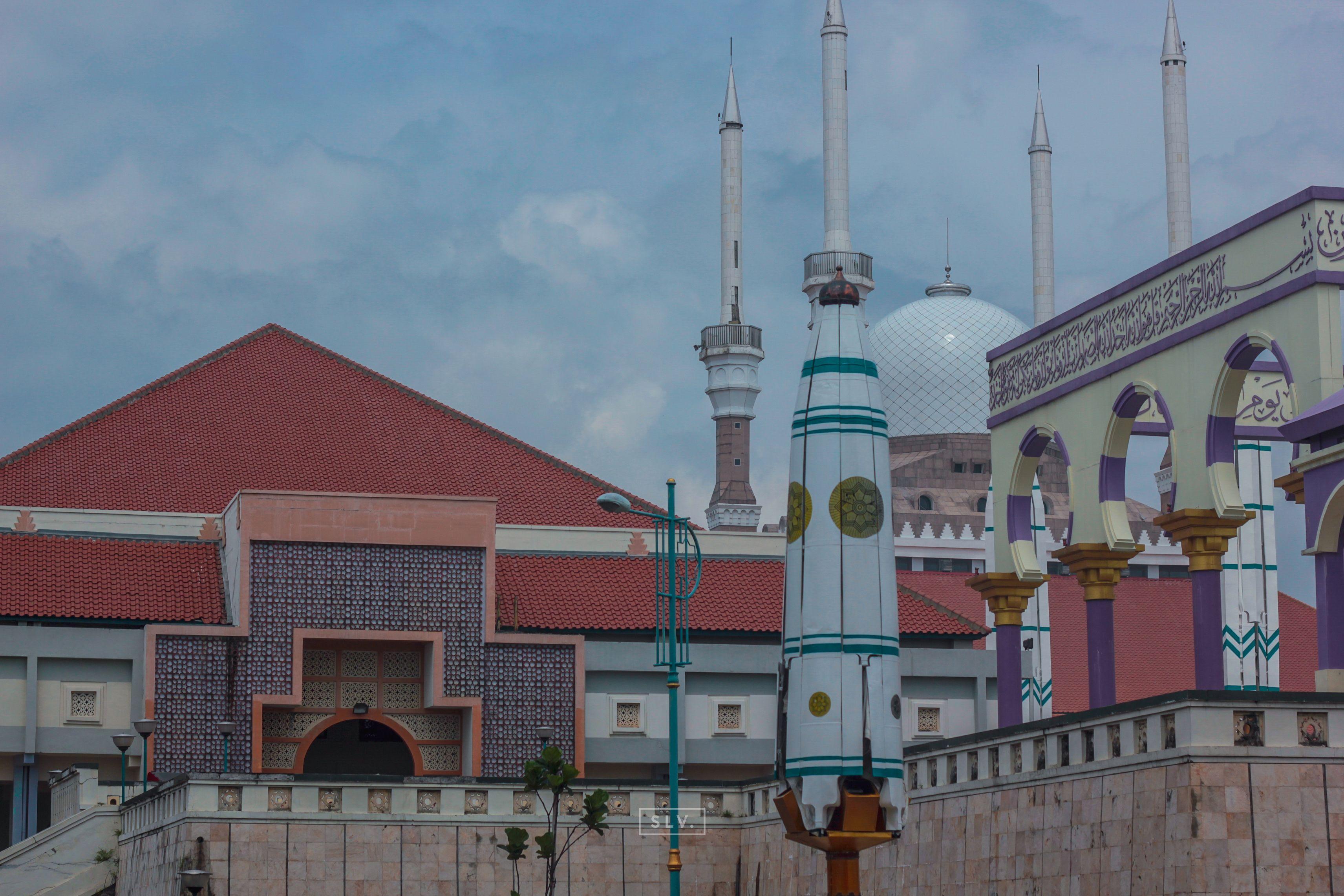 Masjid Agung Kota Semarang