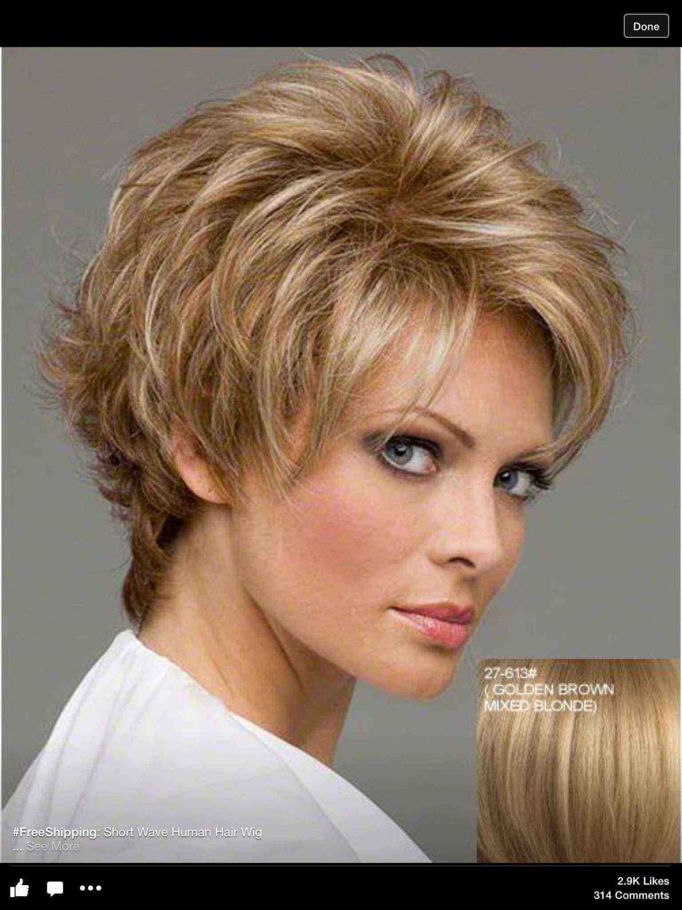 Image result for Short Hairstyles for Women Over  Back Views Shag