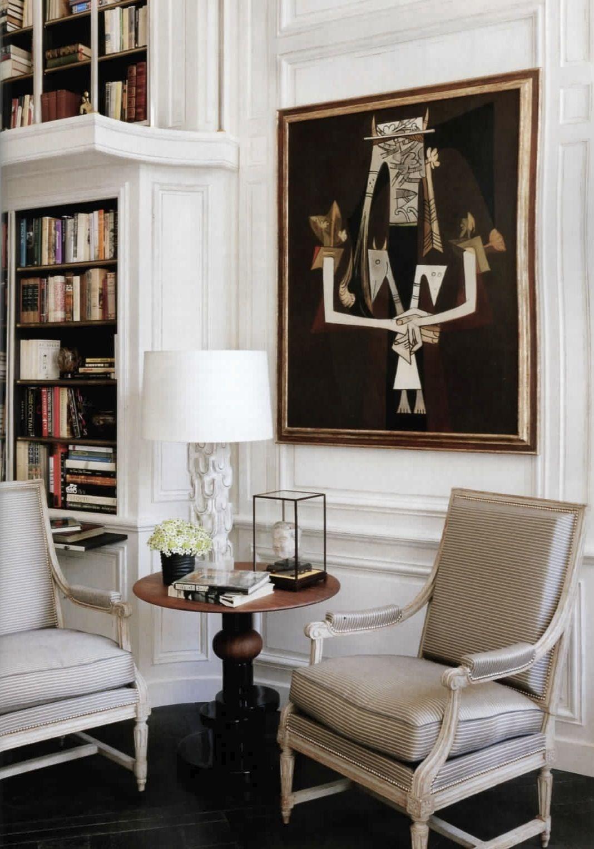 Paris Apartment Of Lauren Santo Domingo Designer Francois