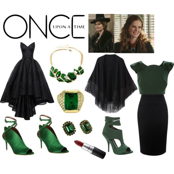 Once Upon A Time / Zelena-Wicked Witch Of West by ...