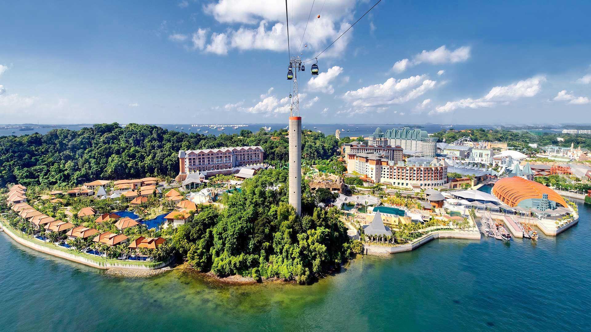 اسعار السياحة في جزر سنغافورة Singapore Tour Package Island Tour Singapore Tour