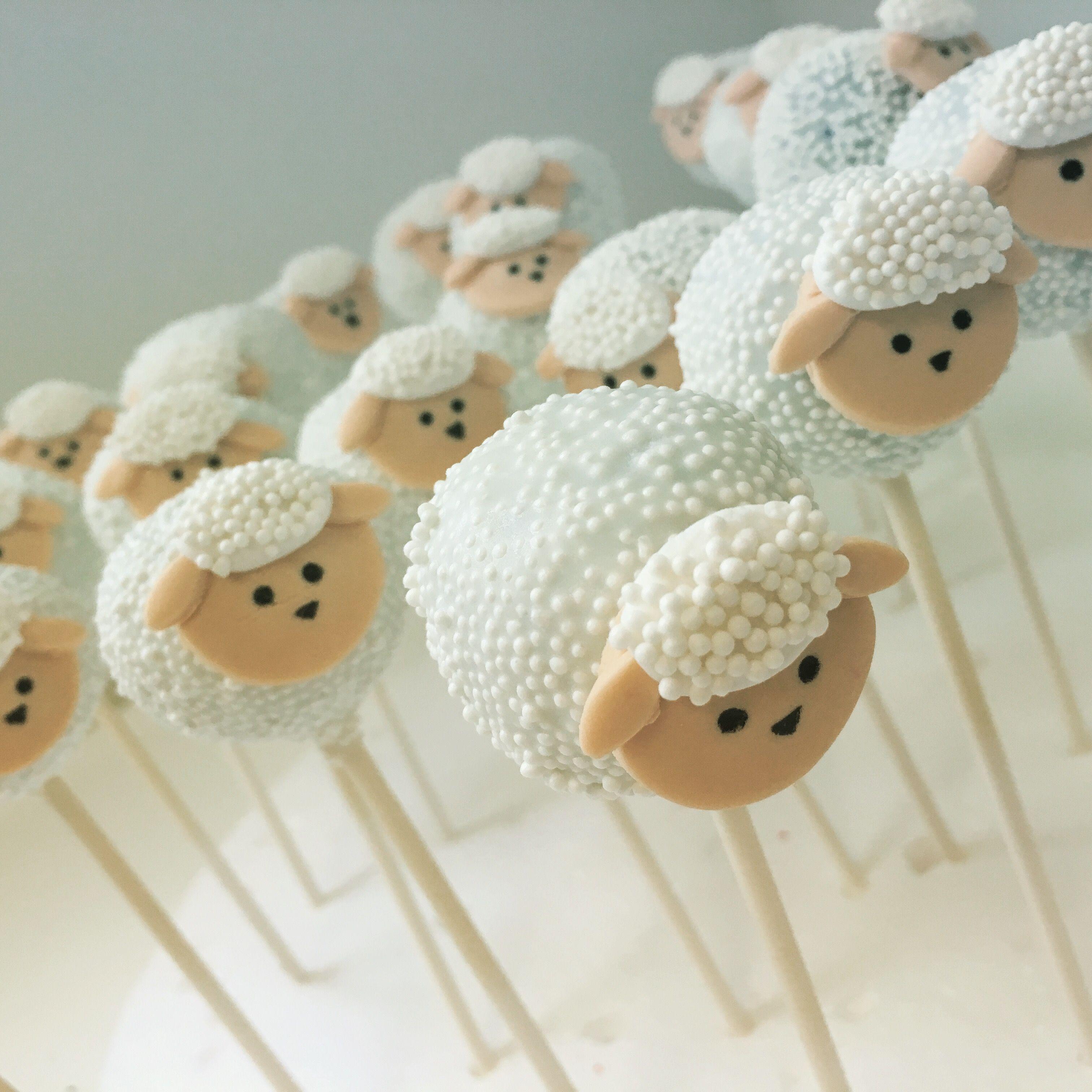 Wedding Shower Cake Pop Ideas