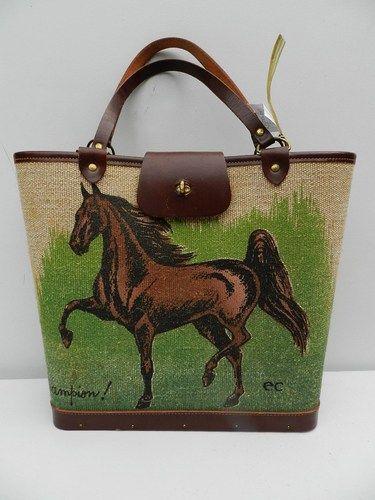 Enid Collins Champion Handbag