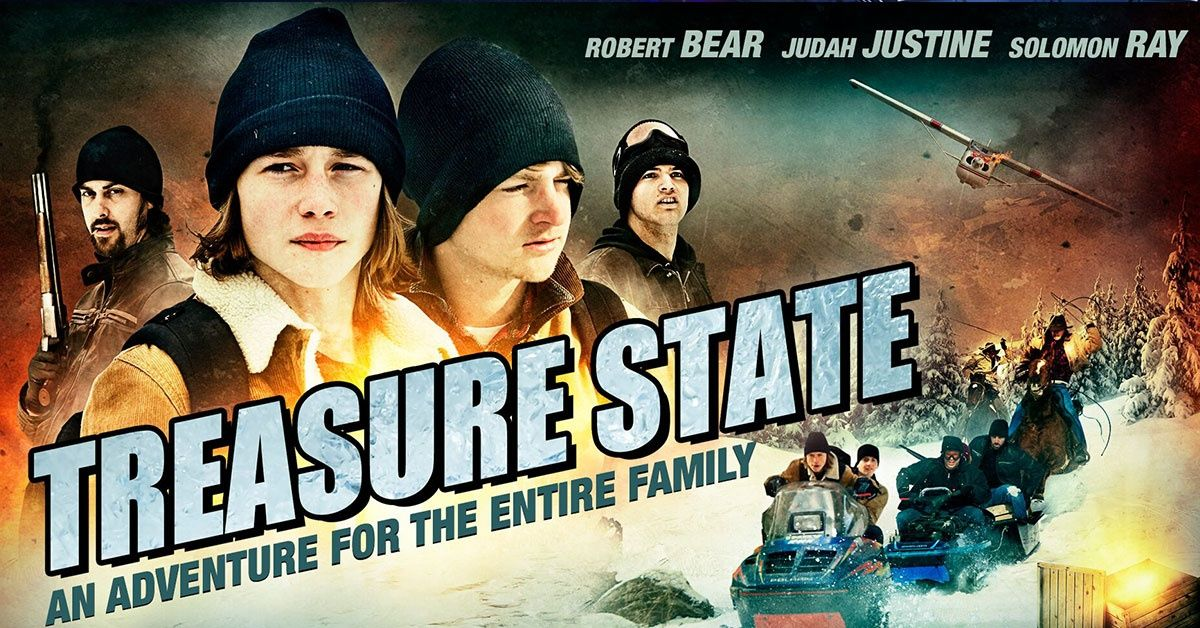 In this familyfriendly adventure two teens must put