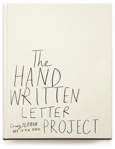 The handwritten letter project
