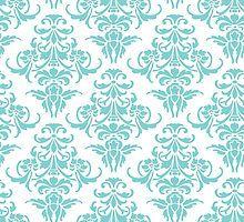 tiffany blue design wallpaper - photo #9
