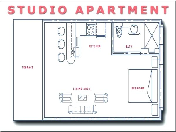 Studio Apartment Floor Plans 3d Meaning Bedroom For Rent ...