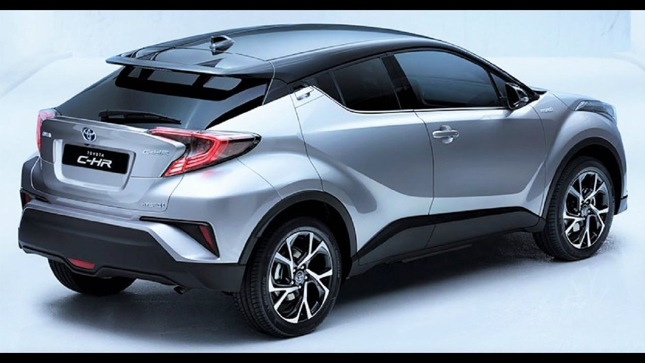"▻new toyota chr - first look and toyota c-hr ""styling"" 2017"