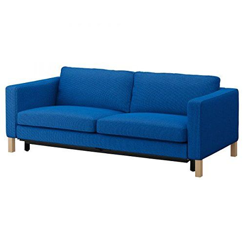 NEW IKEA KARLSTAD Sofabed Sofa Bed Cover Slipcover 001.838.20 ...
