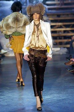 Dsquared2 Fall 2004 Ready-to-Wear Collection Photos - Vogue