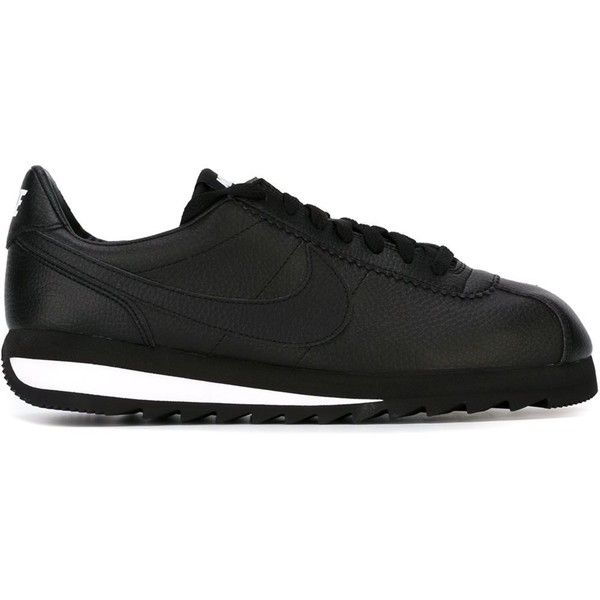 huge selection of 5a247 7f6c8 Nike Classic Cortez Shark Sneakers (160 NZD) ❤ liked on Polyvore featuring  shoes,
