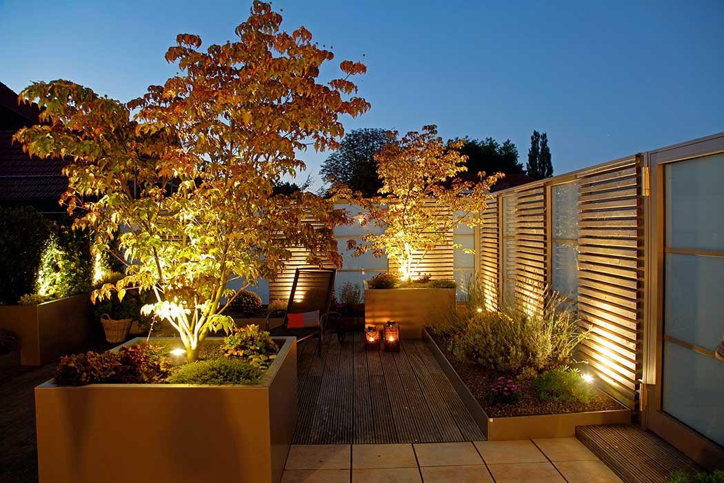 ein dachgarten als wohnzimmer unter freiem himmel garten. Black Bedroom Furniture Sets. Home Design Ideas