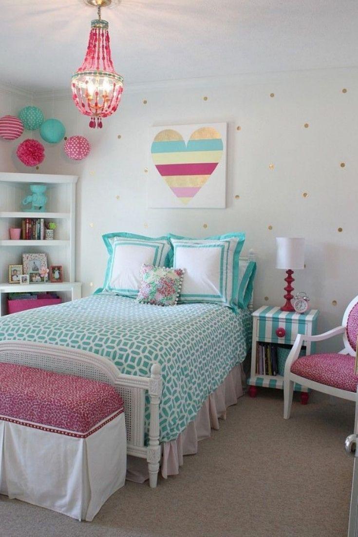 Girls Bedroom Ideas 2021 in 2020 | Bedroom themes, Girl ...