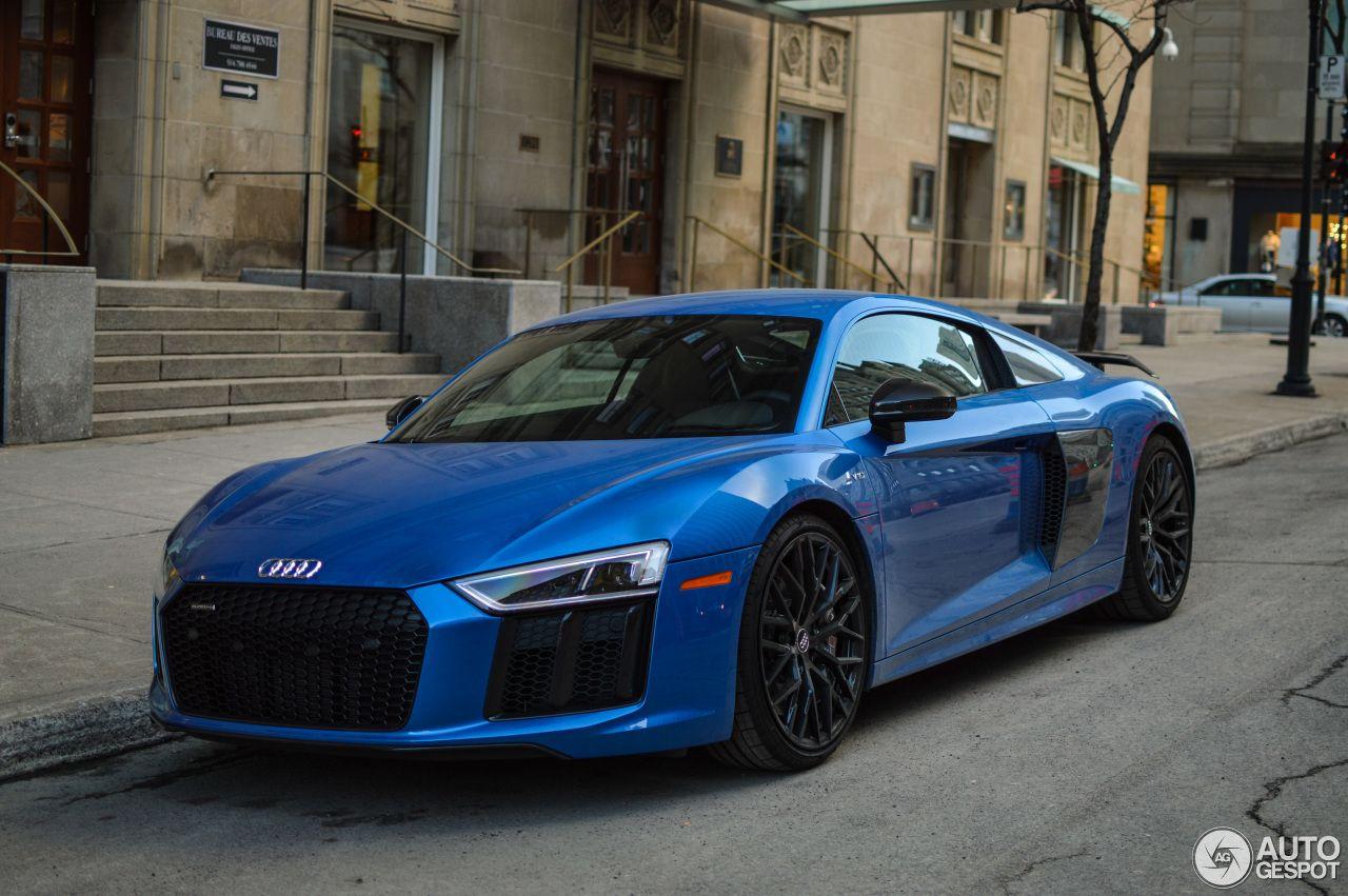 Blue Audi R8 Spyder Luxury Super Luxury Cars Super Cars Audi R8 Spyder