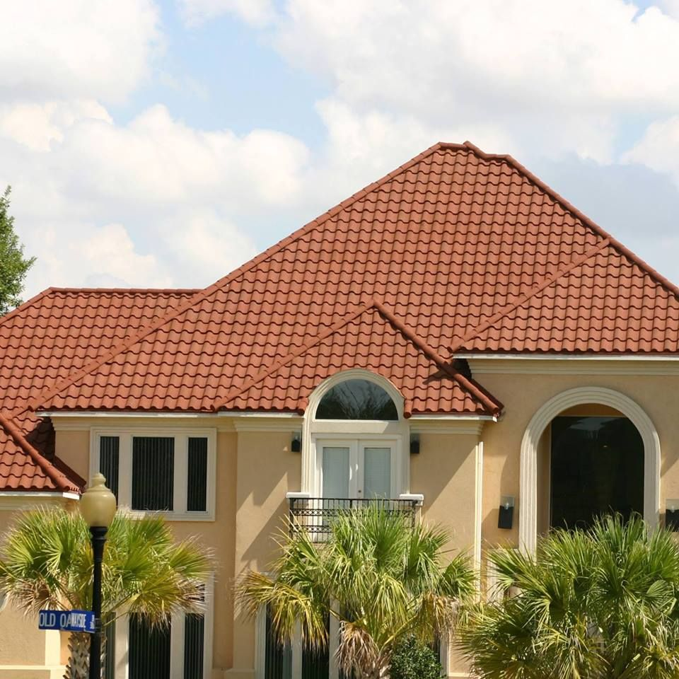Exterior Home Painting Cost: #stone Coated Steel Roofing#stone Coated Roofing Tiles