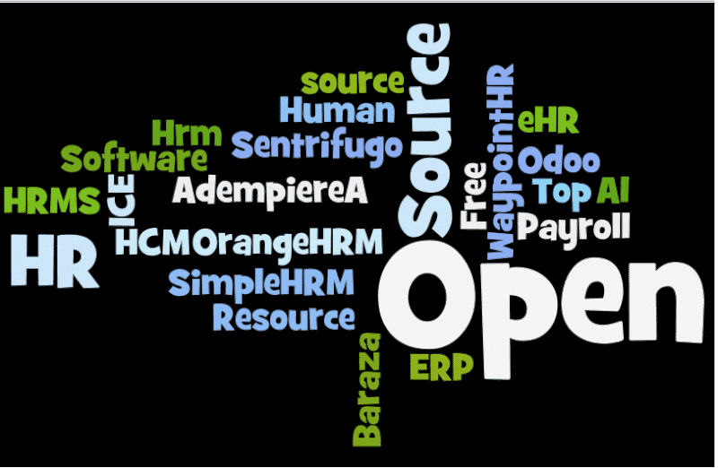 Top  Free And Open Source Human Resource  Hr Software  Https