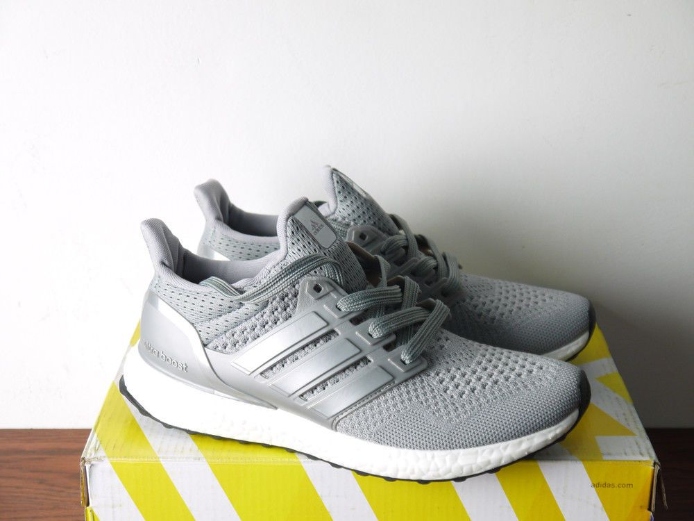 82b6f8f505fe4 Adidas Ultra Boost 1.0 Wool Grey Limited Athletic Sneakers Size 8 S77510   fashion  clothing  shoes  accessories  mensshoes  athleticshoes (ebay link)