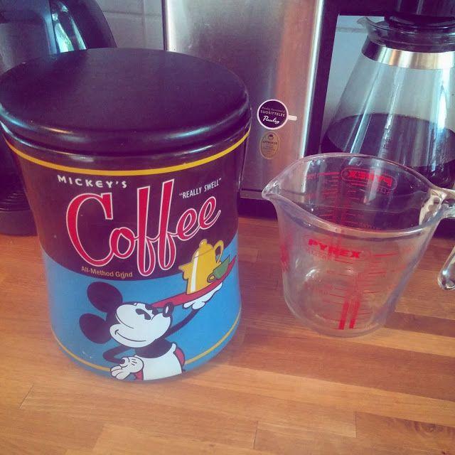 Minäkö keski-ikäinen?: Miten kahvikuppitiian aamukahvihetki muodostuu?