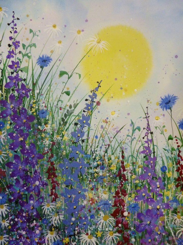 ARTFINDER: Happy memories by Jane Morgan - This painting ...