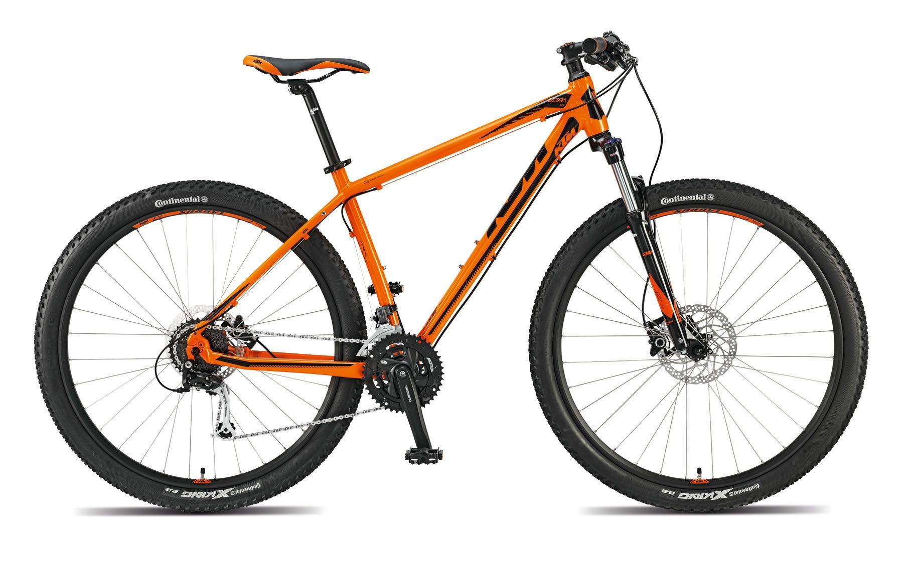 Hardtail Ktm Bike Industries Bicicletario Esportes